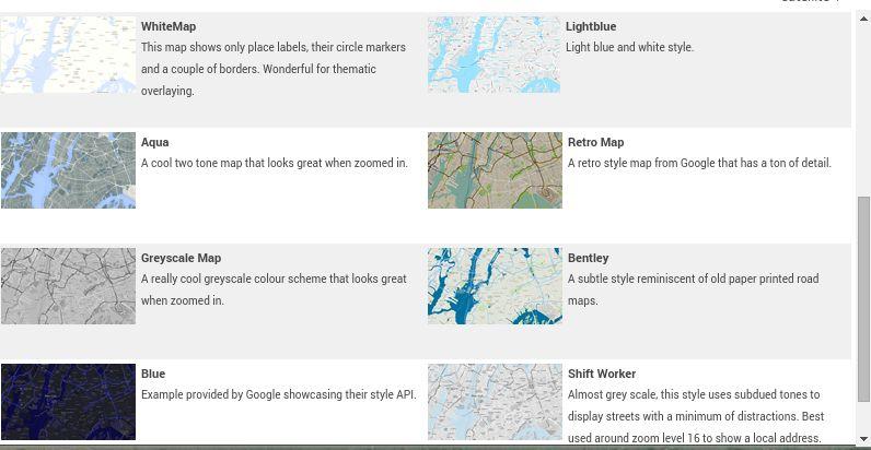 maptypes